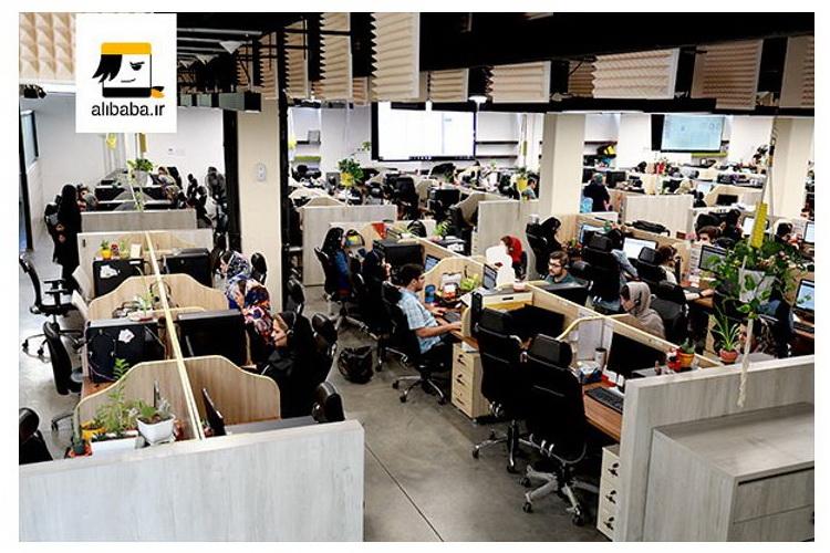 نقش تکنولوژی در موفقیت مرکز پشتیبانی علی بابا