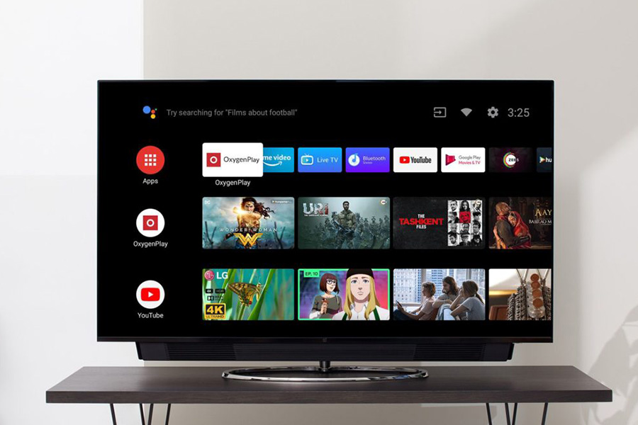 OnePlus TV / <a class='tagColor' href='/Tags/Archive/وان پلاس'>وان پلاس</a> تی وی
