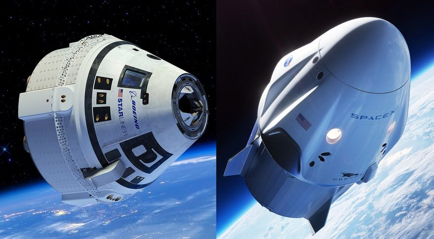 CST-100 Starliner vs Crew Cragon