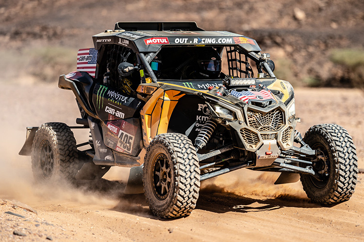 dakar utv can-am 2020