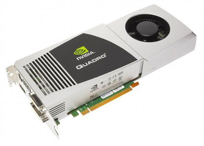 Matrox Developing Embedded Graphics Cards With NVIDIA