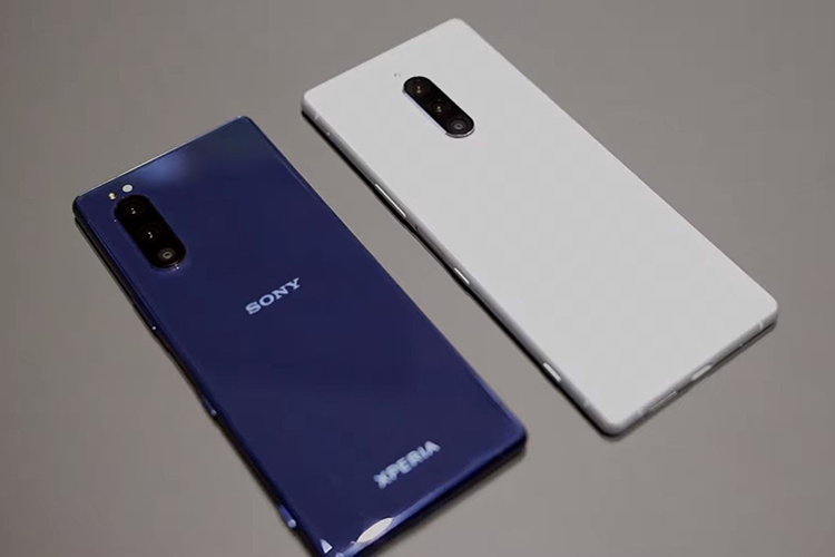 xperia1 and 5