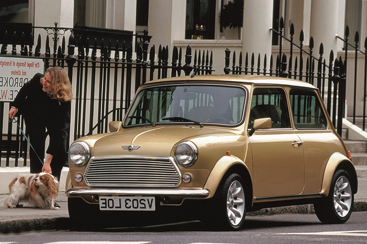 mini classic luxury