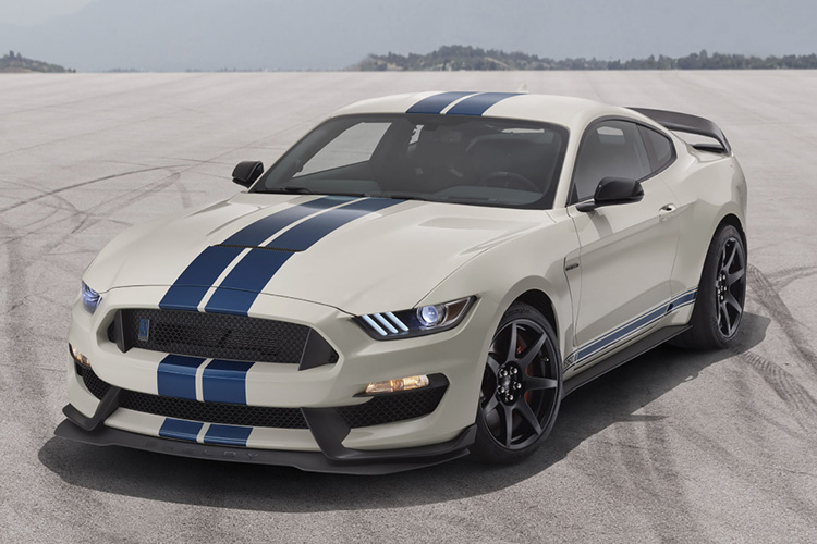 mustang Shelby gt