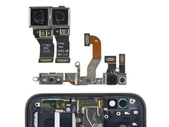 دوربین مادون قرمز پیکسل 4