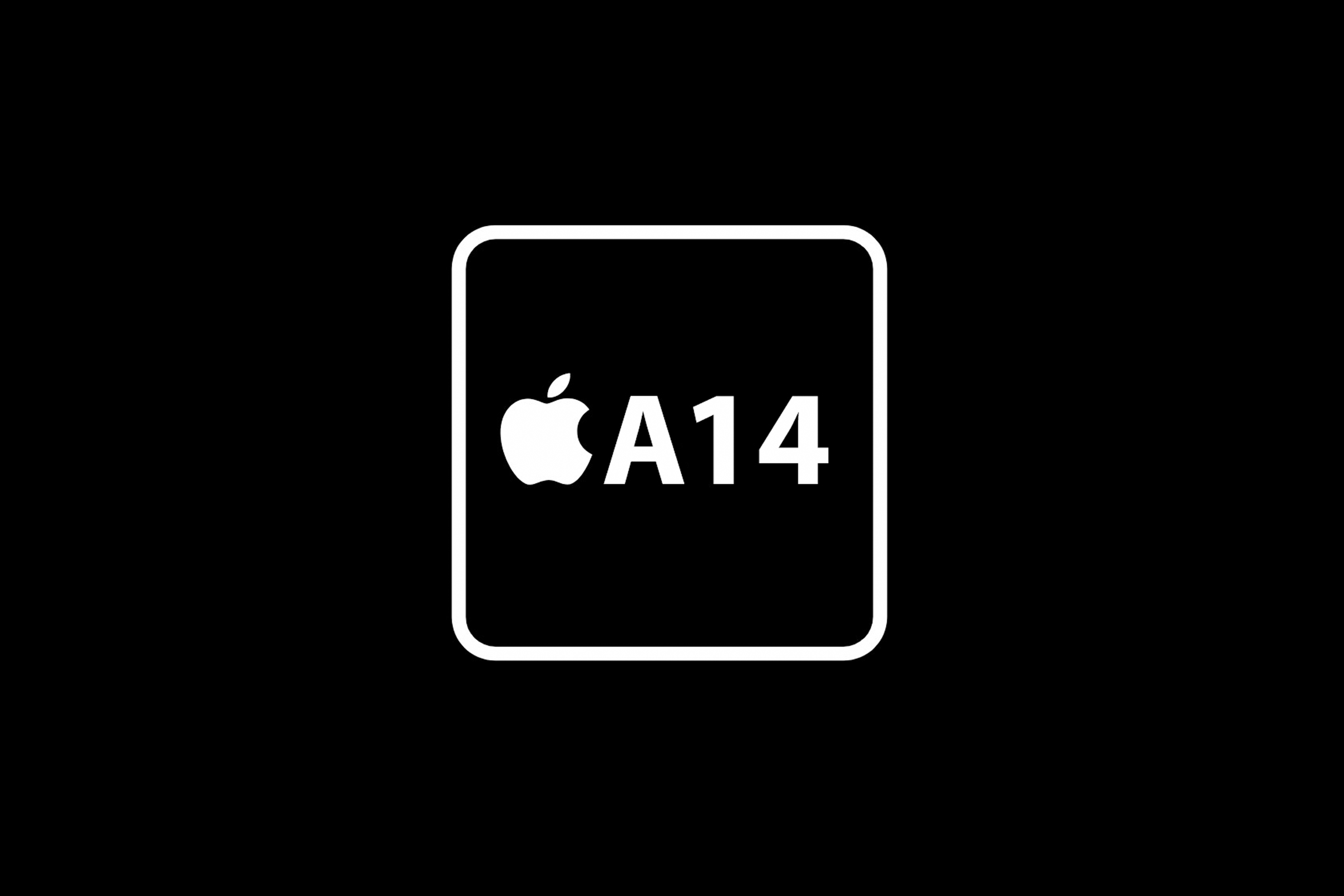 Apple A14 Bionic logosu
