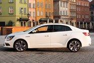 Renault Megane Sedan مگان صندوق دار  2016