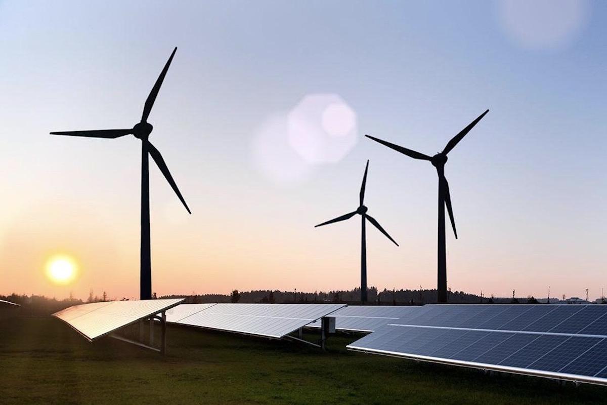 افزایش اثرگذاری انرژی تجدید پذیر نسبت به انرژی هسته ای در کاهش انتشار کربن