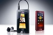 2009 - Sony Walkman NW-X1060