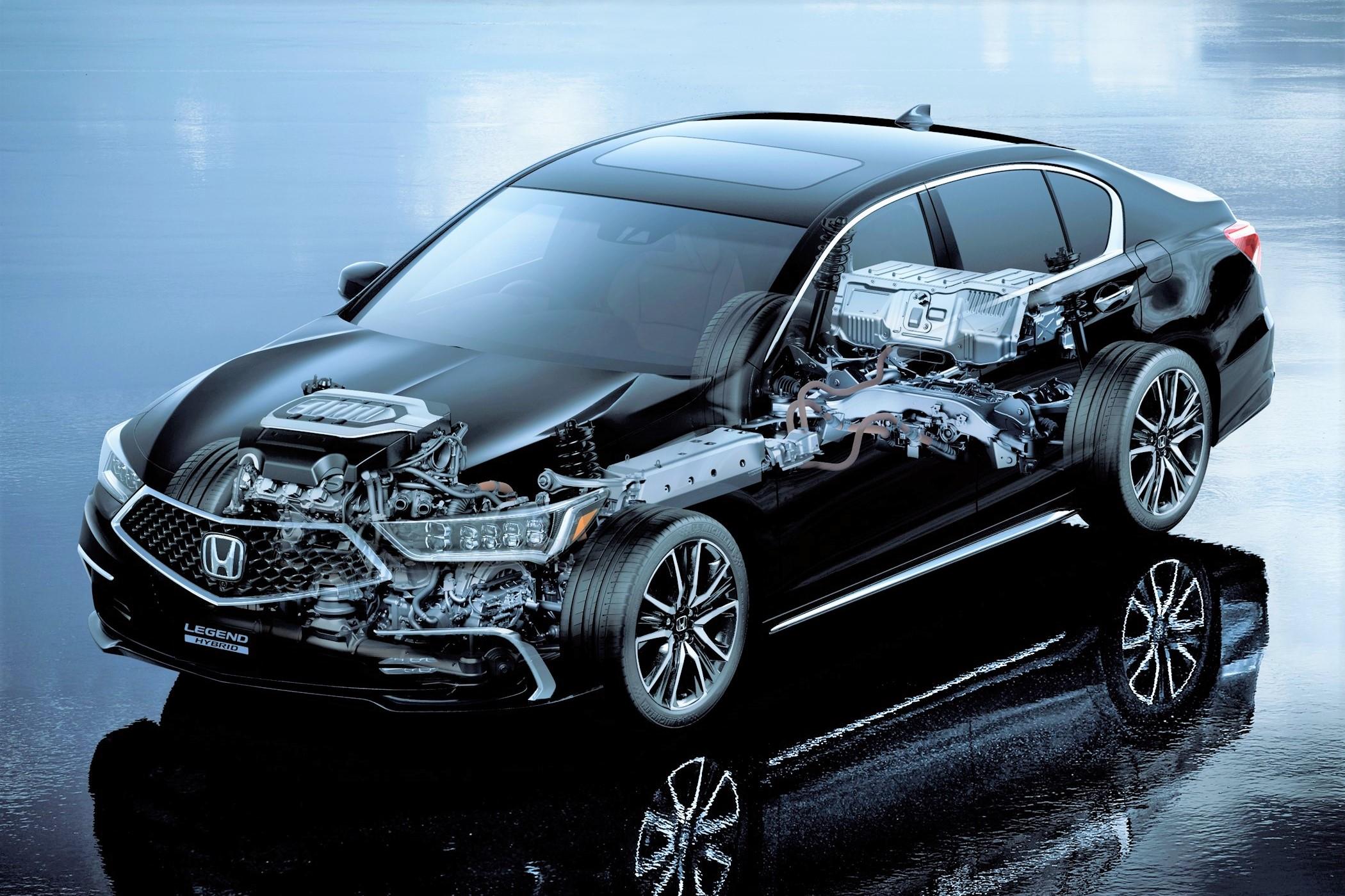 هوندا اولین خودروساز ژاپنی مجهز به فناوری خودران سطح 3