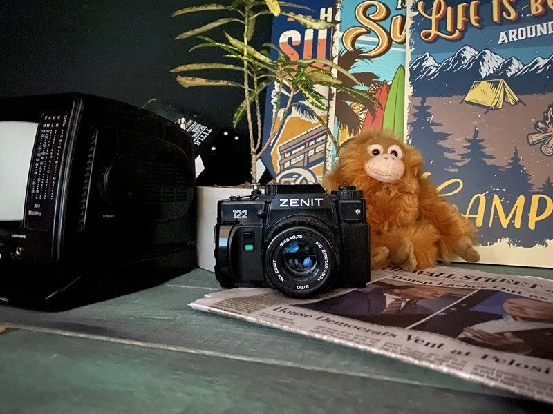 نمونهعکس دوربین واید آیفون ۱۱ پرو مکس در تاریکی