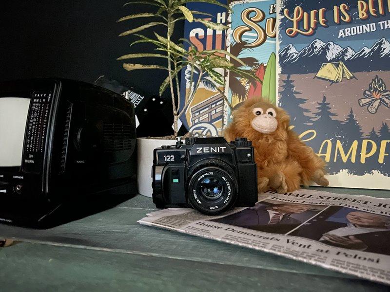 نمونهعکس دوربین اصلی آیفون ۱۲ پرو مکس در تاریکی