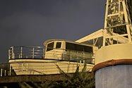 نمونهعکس ۲٫۵ برابری آیفون ۱۲ پرو مکس با دوربین اصلی در تاریکی - کشتی در پارک آب و آتش تهران