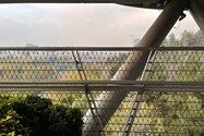 نمونه عکس دوربین اصلی آیفون ۱۲ پرو مکس در طول روز - پل طبیعت تهران