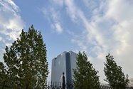 نمونه عکس دوربین اصلی آیفون ۱۲ پرو مکس در طول روز - کتابخانه ملی