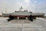 نمونهعکس دوربین اولتراواید آیفون ۱۲ پرو مکس - ماکت کشتی در موزه دفاع مقدس تهران