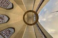 نمونهعکس دوربین اولتراواید آیفون ۱۲ پرو مکس - ورودی موزه دفاع مقدس تهران