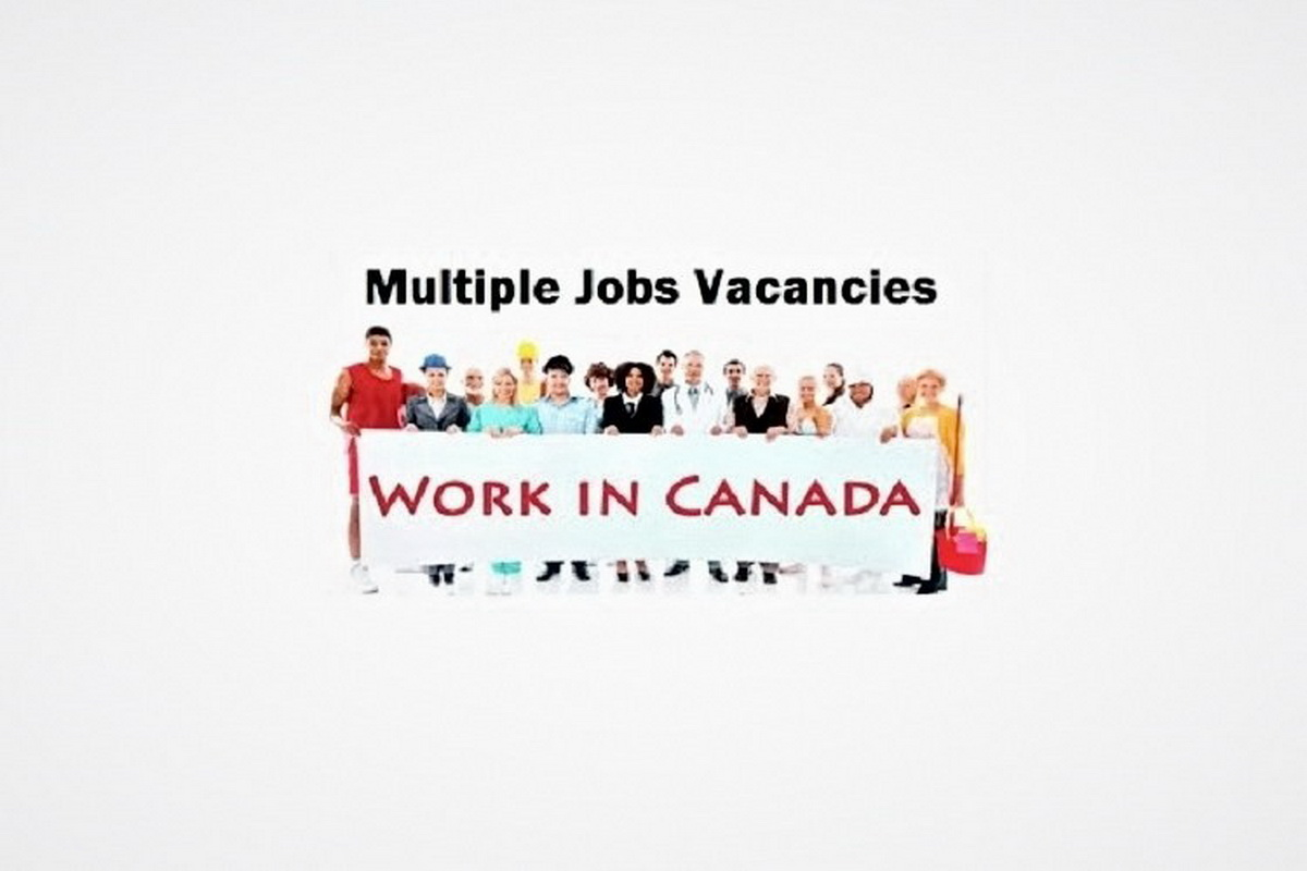 Jobs required by Canada