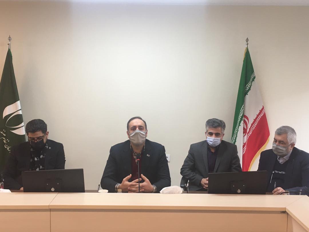 نشست خبری هیات مدیره دوره ششم سازمان نظام صنفی رایانه ای با ریاست حسین اسلامی
