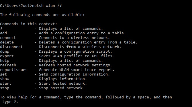 خط فرمان / Command Prompt / CMD