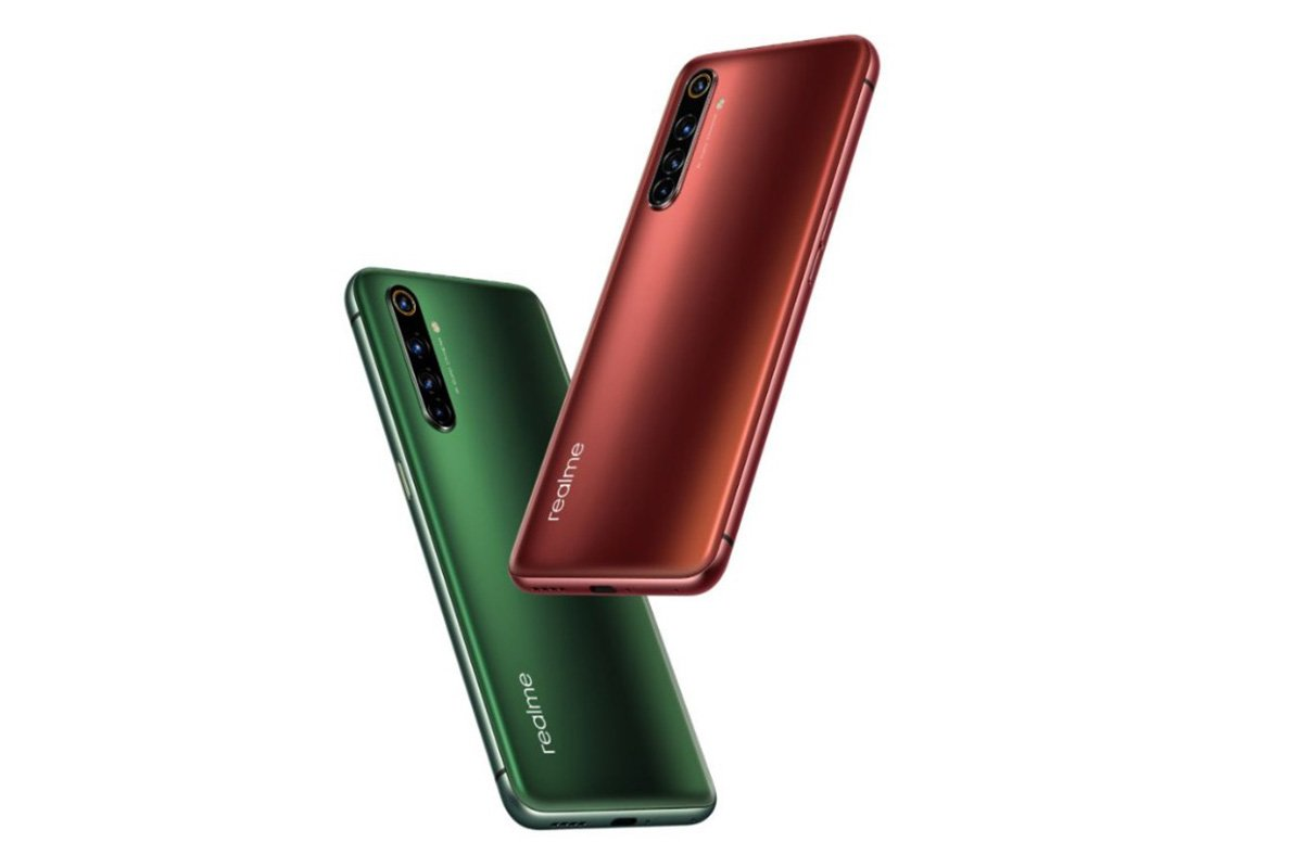 Oppo Realme X50 pro 5G / اوپو ریلمی ایکس 50 پرو 5G اوپو