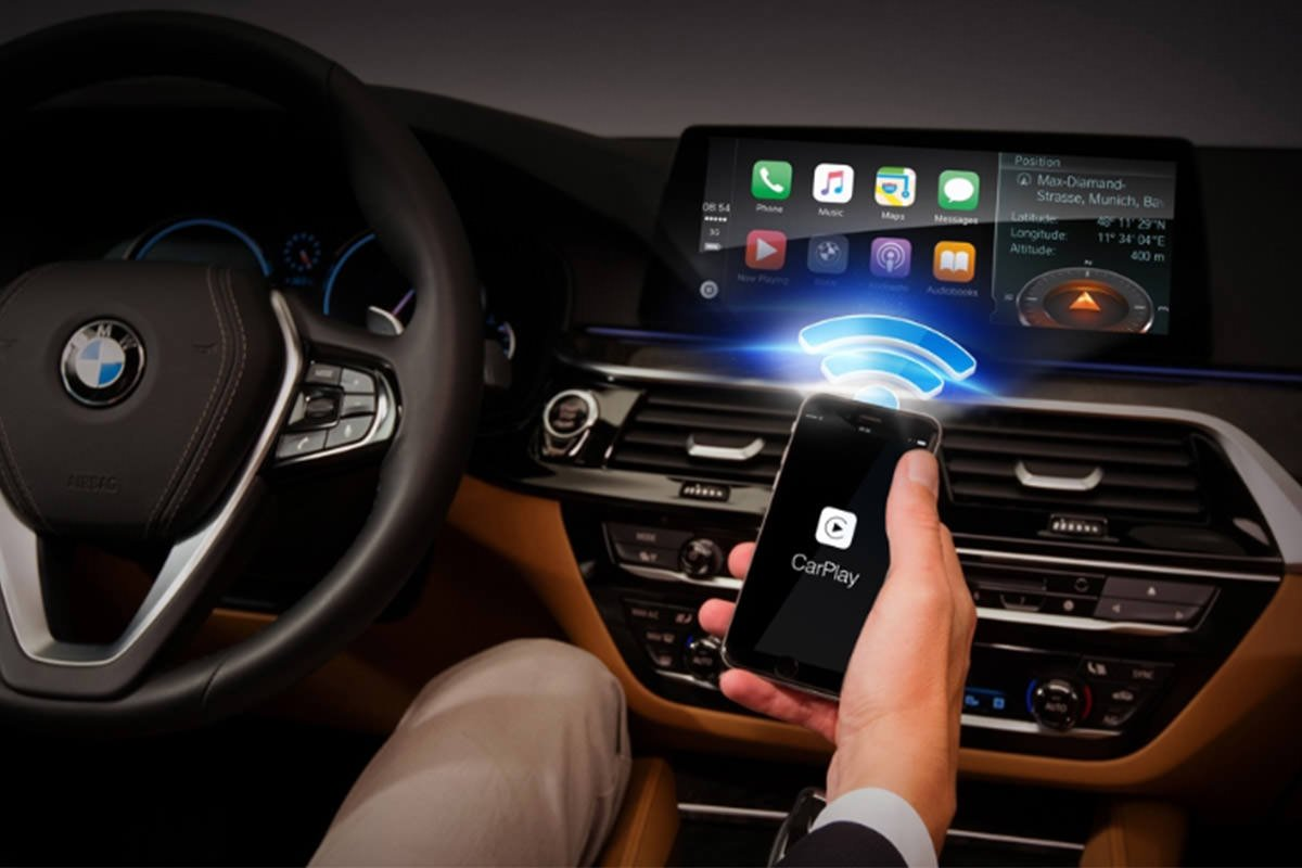 CarPlay / اپل CarPlay