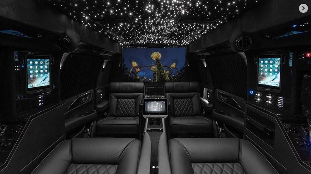 Cadillac Escalade ESV by Lexani