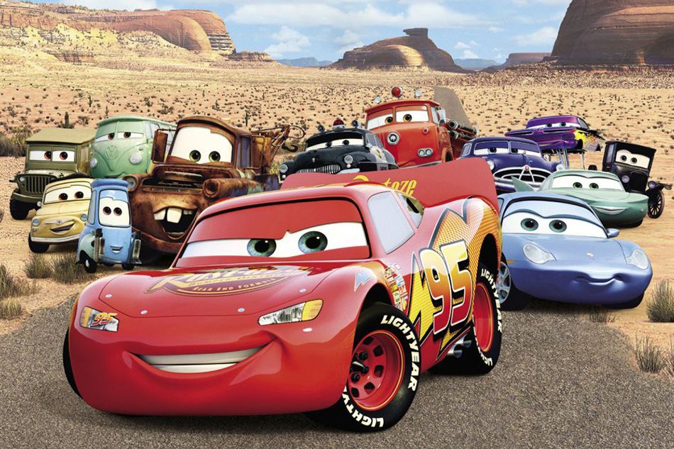 cars  pixar animation