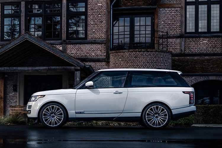 Range Rover Adventum Coupe / رنجرور ادونتوم کوپه