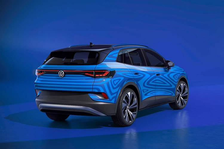 Volkswagen ID.4 Crossover / کراس اور فولکس واگن ID