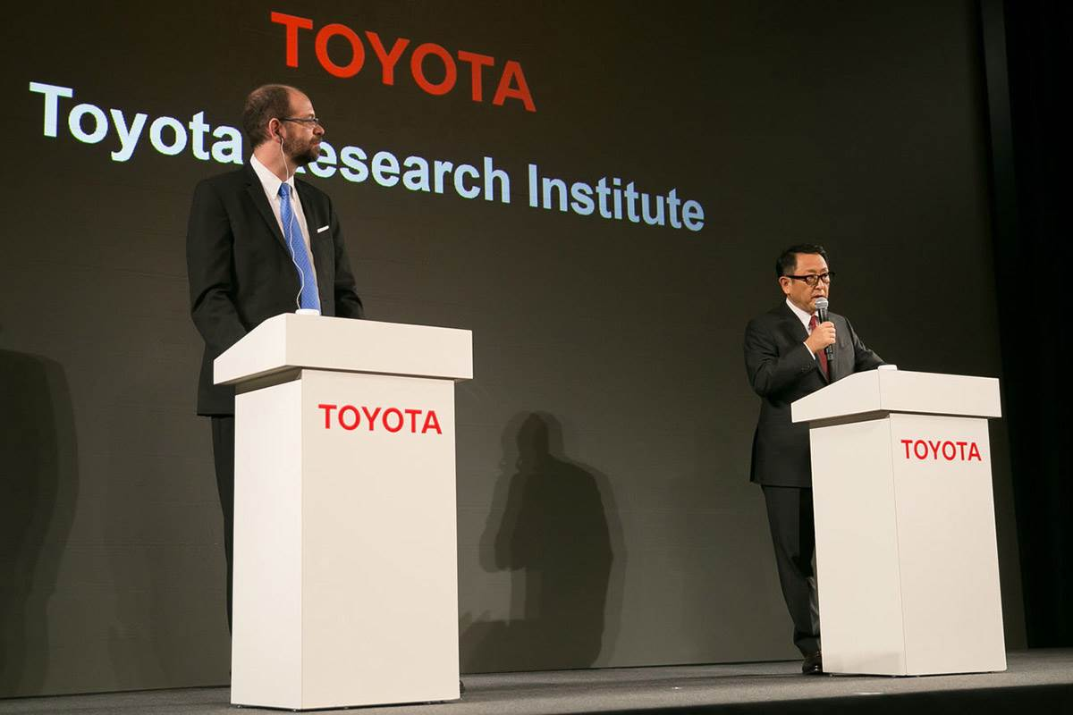 Toyota Research Institute / موسسه تحقیقاتی تویوتا