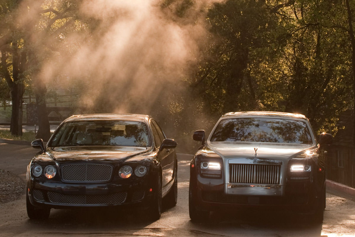Bentley vs. Rolls-Royce