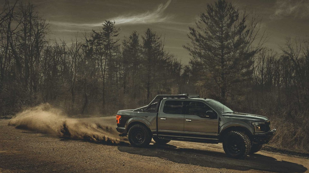Ford F-150 By Mil-Spec