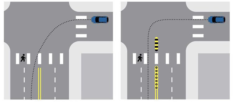 obstacle   intersection  تقاطع راهبند