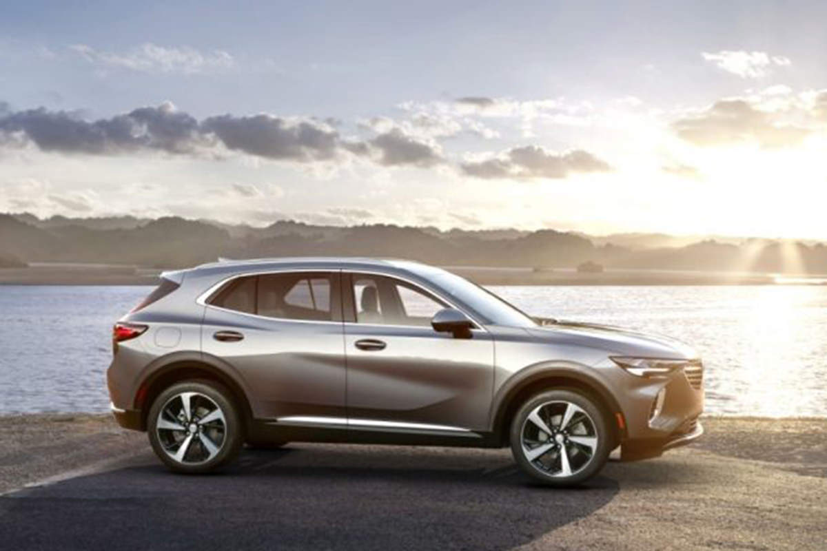 Buick Envision crossover / کراس اور بیوک انویژن