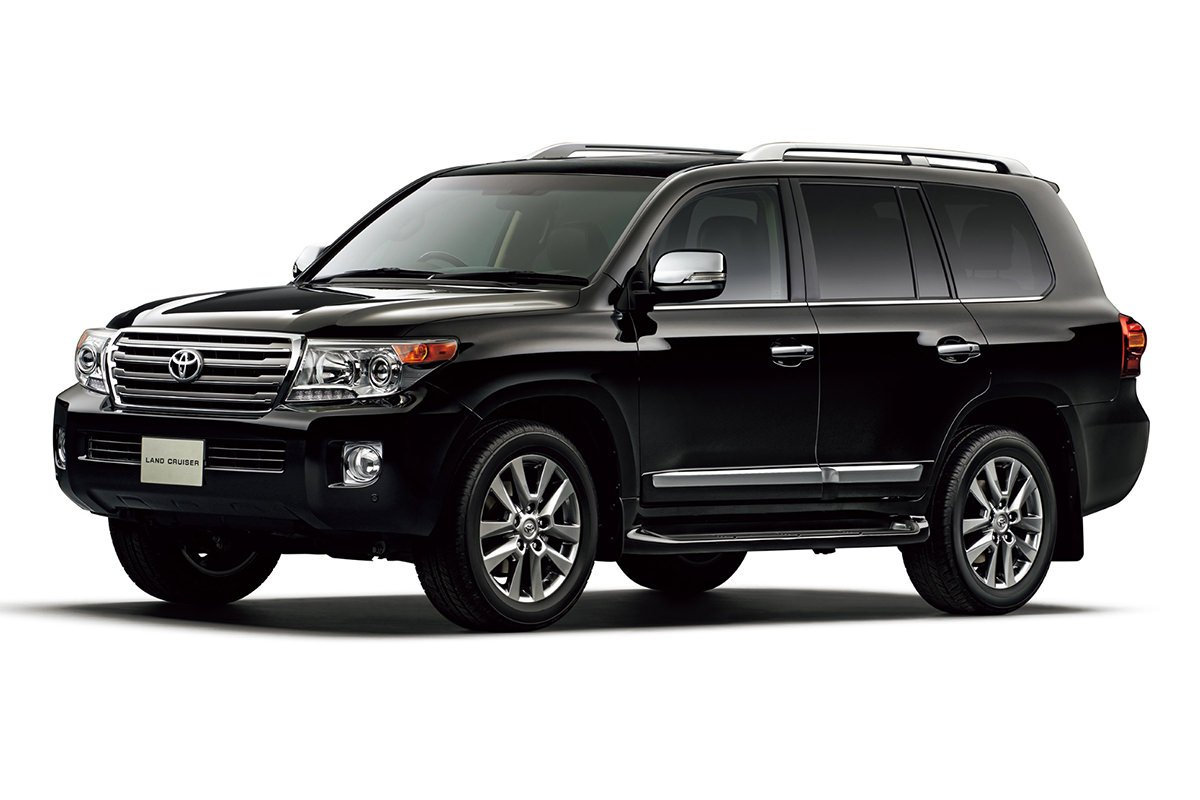 Toyora Land Cruiser VXR 2013