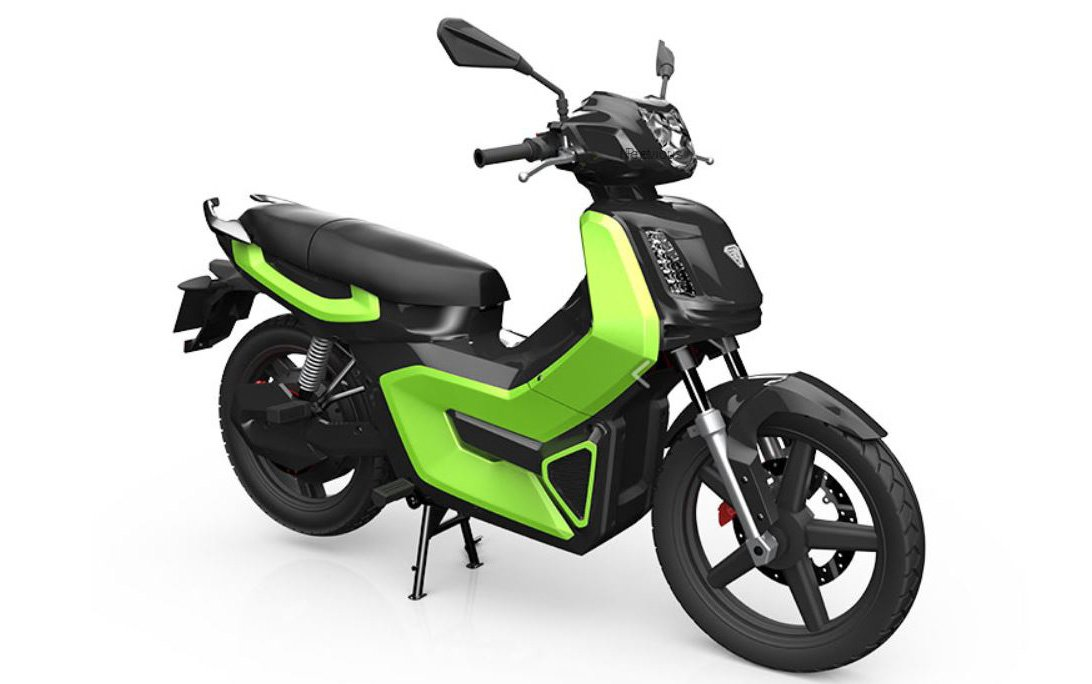 e run electric bike موتور برقی ای ران
