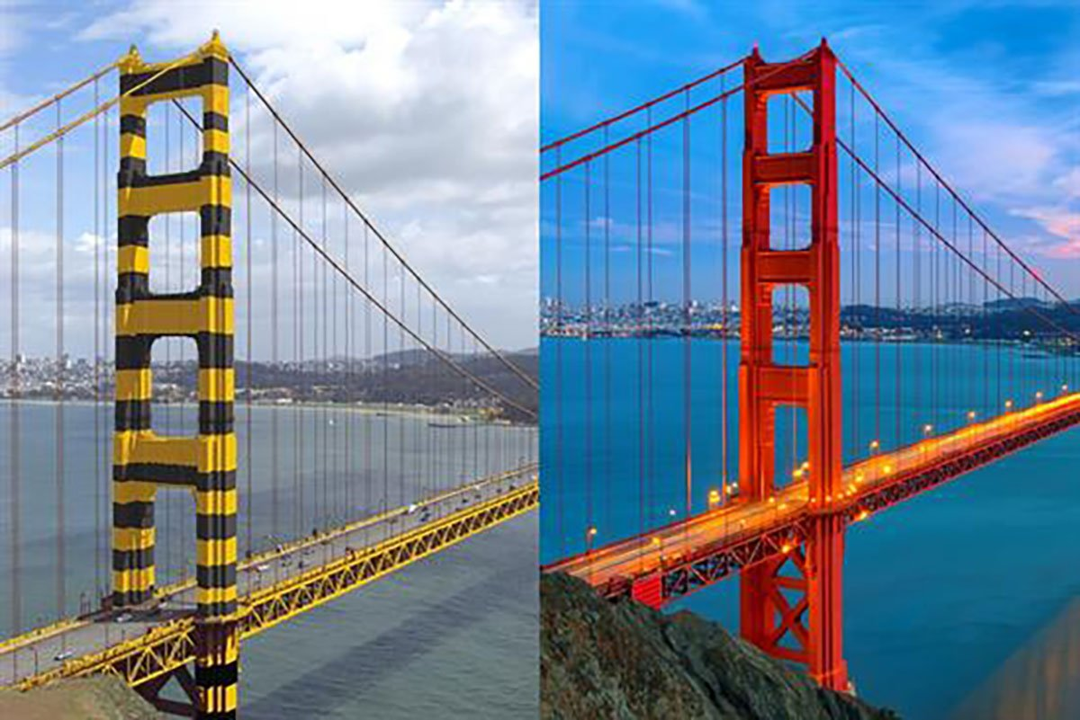 گلدن گیت / Golden Gate