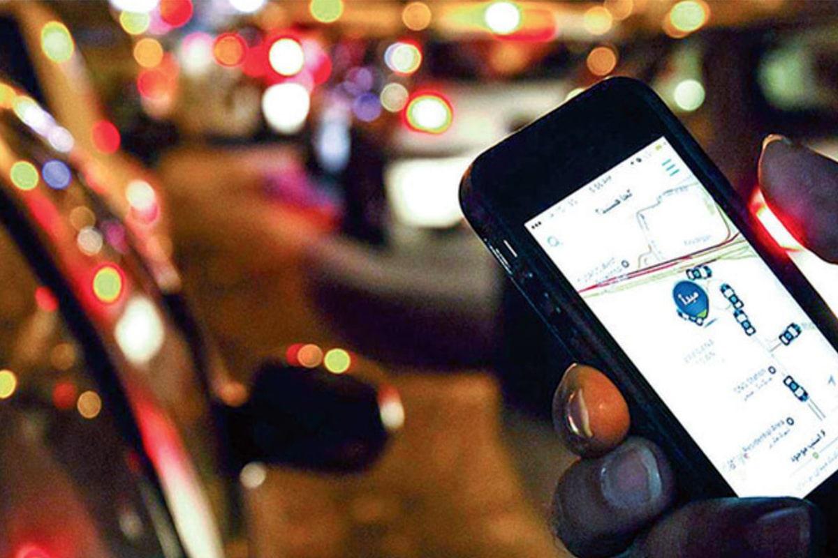 ماجرای جریمهشدن برخی رانندگان تاکسیهای اینترنتی در زمان منع ترددهای شبانه چیست؟