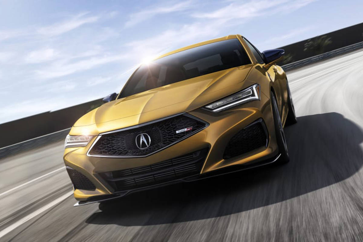 2021 Acura TLX / آکورا