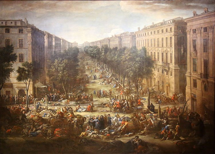 Great Plague of Marseille