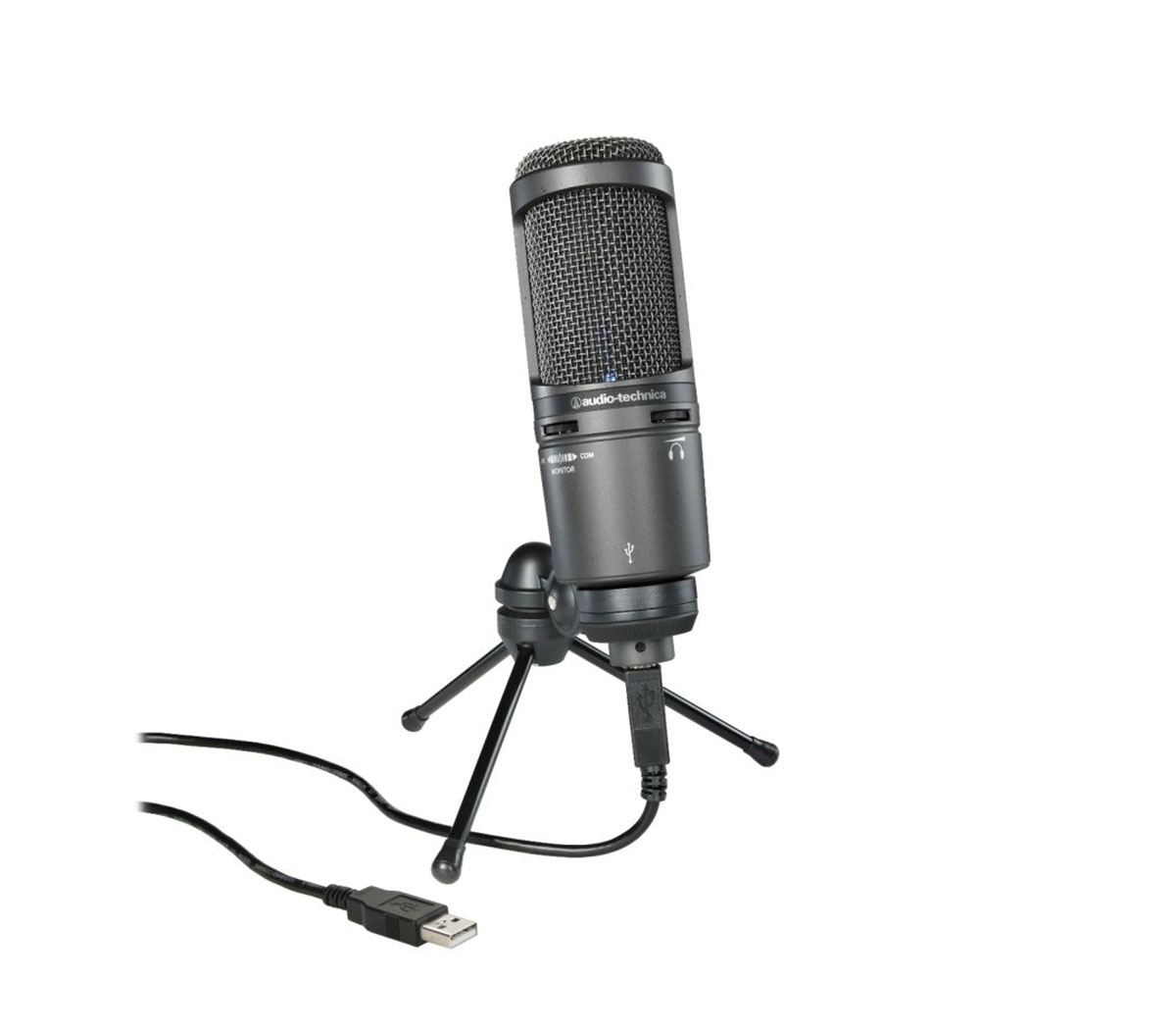 میکروفن Audio-Technica AT2020USB
