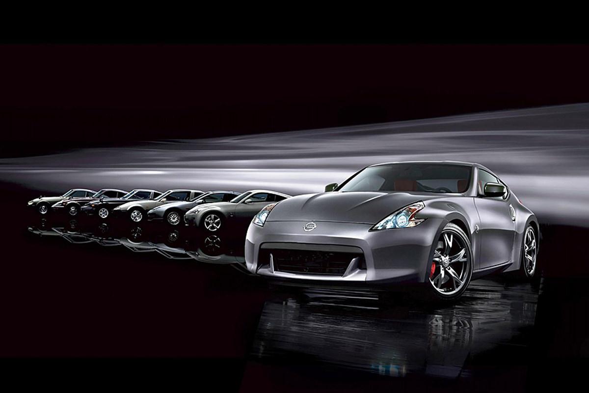 خودرو نیسان Z در نسل های مختلف
