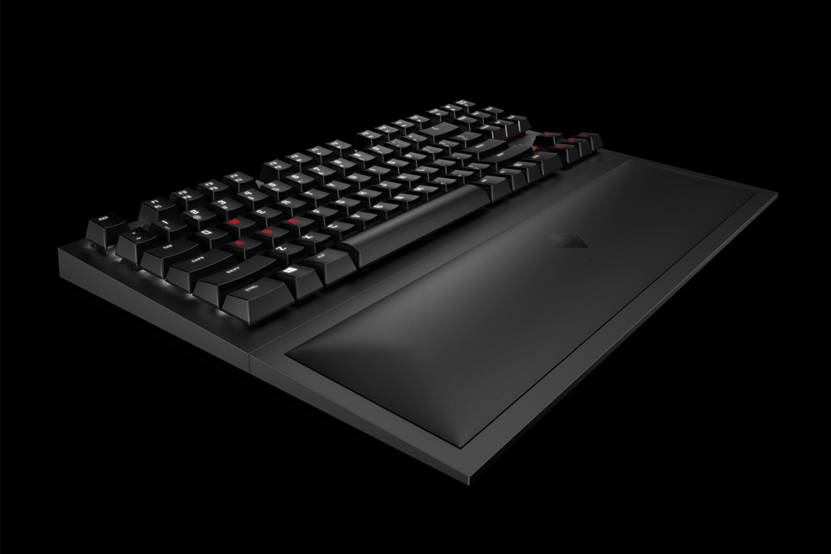 کیبورد اچ پی OMEN Space Wireless TKL Keyboard