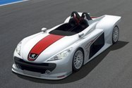 Peugeot Concept Hypercar ابرخودرو مفهومی پژو