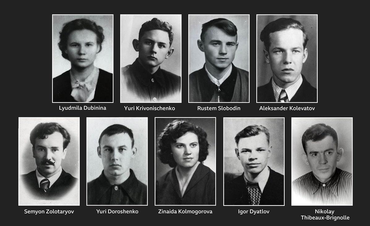 حادثه گذرگاه دیتلوف: کوهنوردان