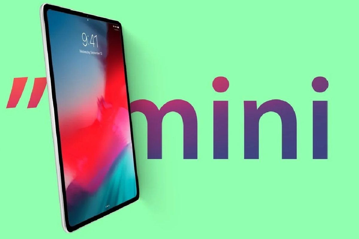آیپد مینی ۶ با نمایشگر بزرگتر و طراحی الهامگرفته از آیپد ایر ۳ رونمایی خواهد شد