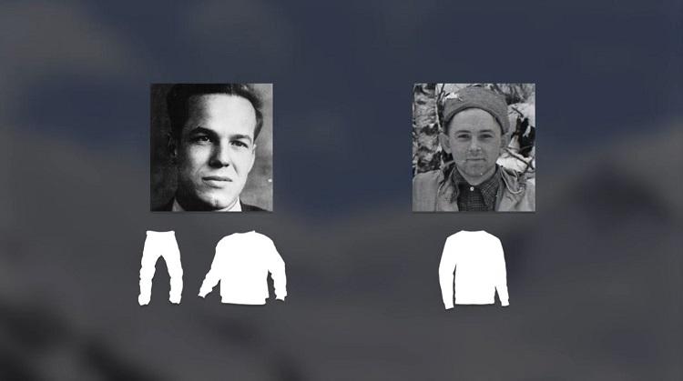 حادثه گذرگاه دیتلوف: لباس های رادیواکتیو