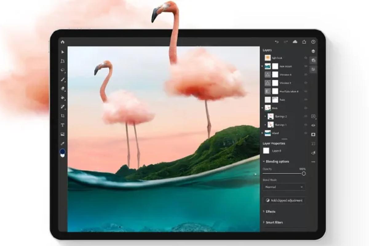 ادوبی قابلیت جدید Camera Raw را در نسخه آیپد فتوشاپ به نمایش گذاشت