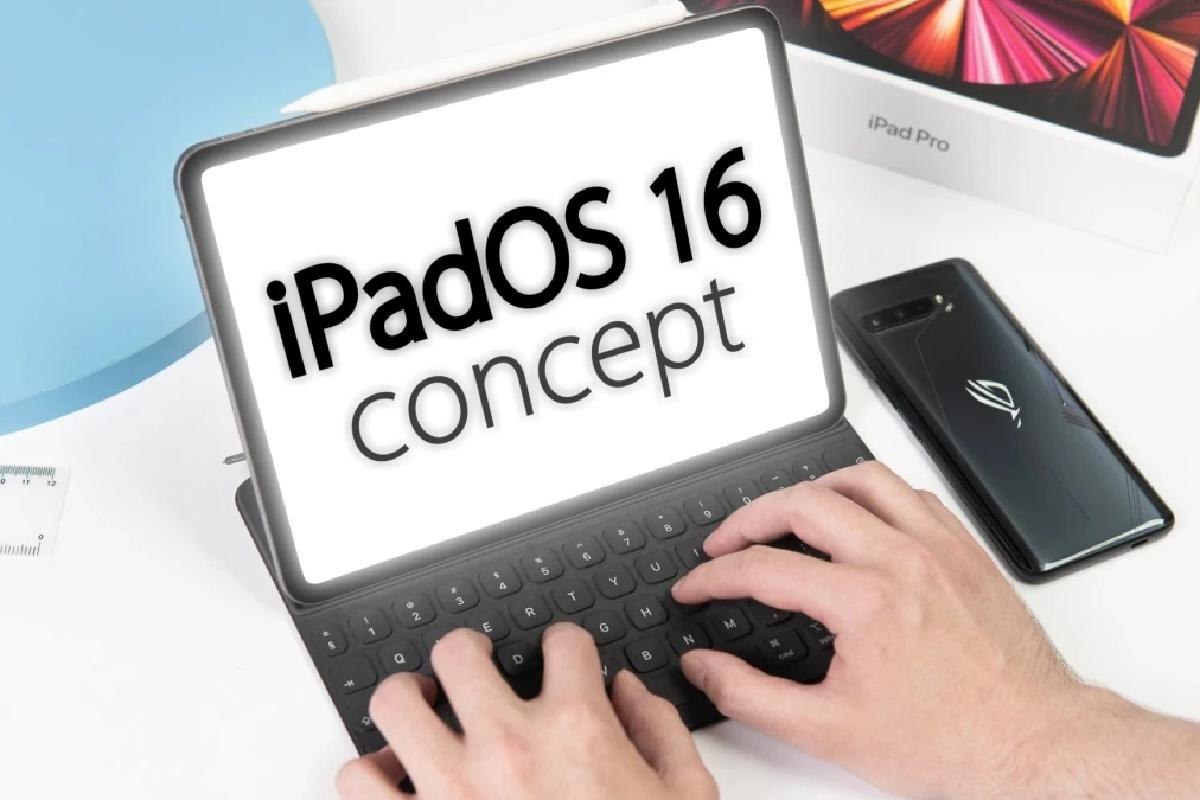 طرحهای مفهومی iPadOS 16، بهبودهای چندوظیفگی این سیستمعامل را به تصویر میکشد